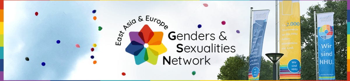 Genders and Sexualities: East Asia and Europe Network